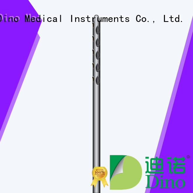 Dino reliable micro blunt cannula needle directly sale bulk production